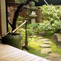 離れ風「桃山」庭園