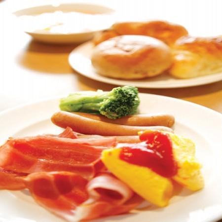 バイキング朝食メニュー