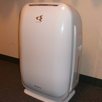 加湿機能付き空気清浄機