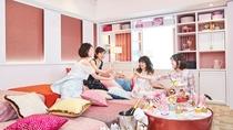 【13階 Girlyルーム】※ステイイメージ