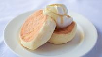【朝食ブッフェ】スフレパンケーキ  ※イメージ