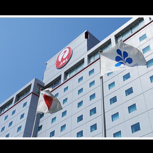 ホテル日航成田【外観】