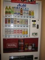 自動販売機(1F)★アルコール・ジュースetc