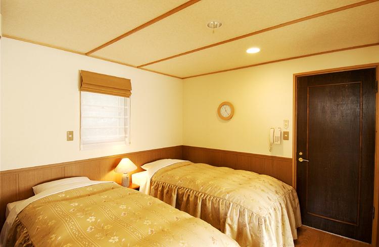 客室・露天風呂付和洋室D(d)