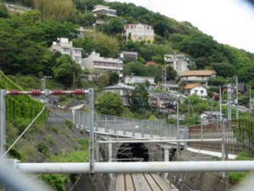 鉄道ファンの皆様必見!【新幹線・東海道本線、並走♪当ホテルの真下に新幹線が走ってます!!】