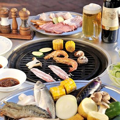 【夏得】ファミリーみんなでワイワイ♪夏休み限定◇山海バーベキューを楽しもう!