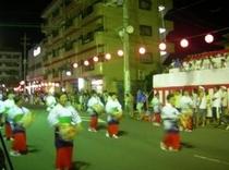 湯河原温泉・夏祭り(やっさ祭りc)