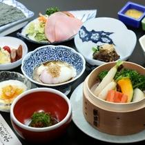 【ヘルシー温野菜朝食】