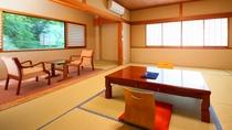 お部屋 3階 和室 【お風呂付】ウォシュレットトイレ付