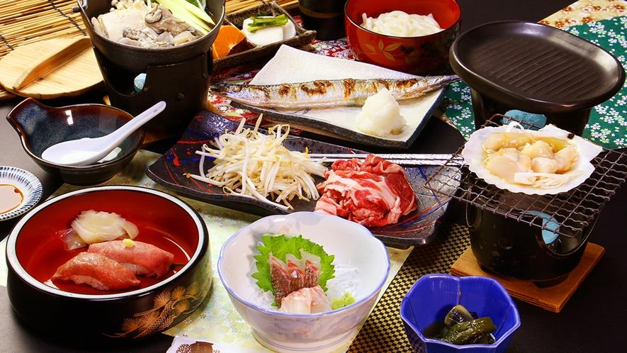 【おっきりスタンダード】ベーシックで『前沢牛寿司』が付いてくる!