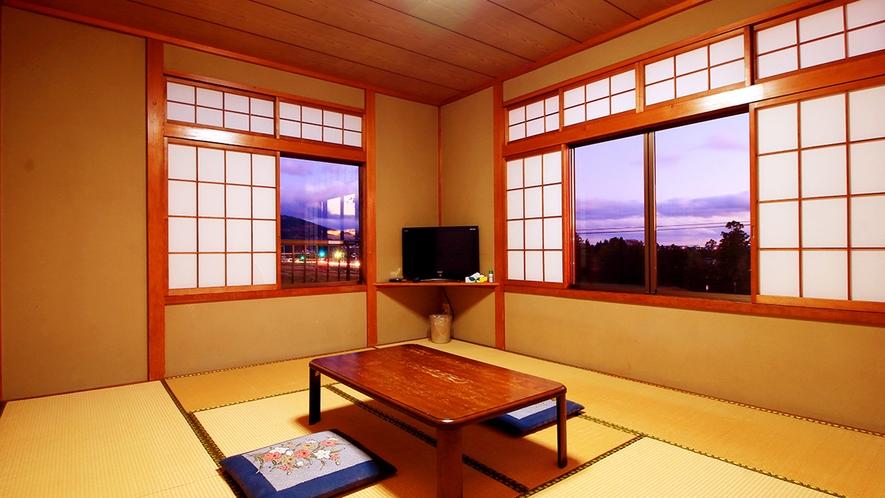 【客室10畳】客室は4.5畳~10畳まで多数あります