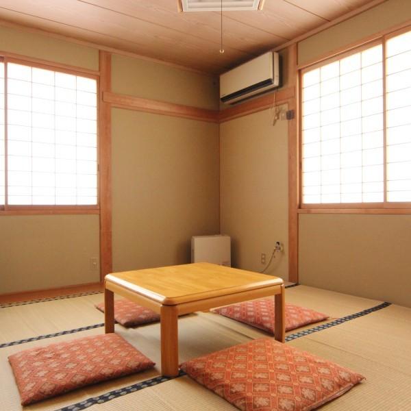 和室8畳『雪割草』