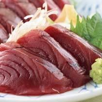 天然地魚のお刺身♪