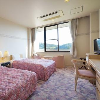 青山ホテル 洋室 禁煙ルーム