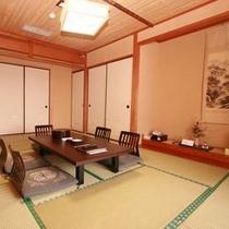 青山ホテル 和室