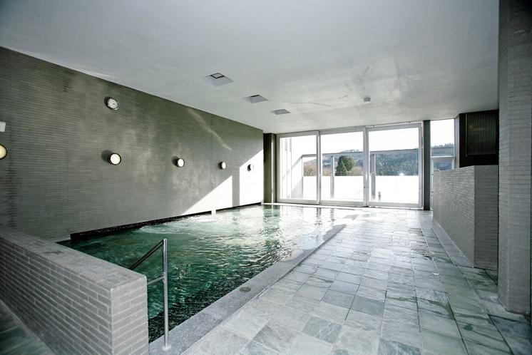 霧生温泉「香楽の湯」 内風呂