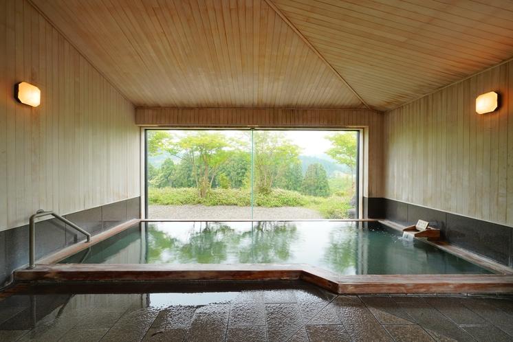 霧生温泉「雅の湯」 内風呂