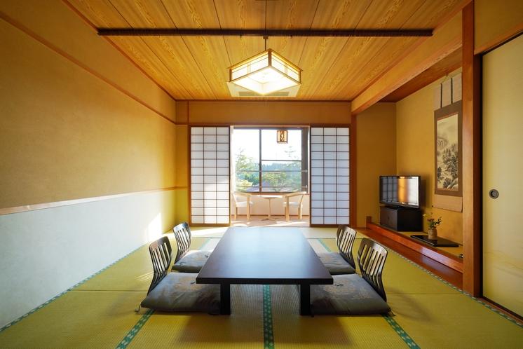 青山ホテル 和室 一例