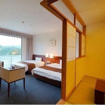 ホテルシャンベール 和洋室 一例