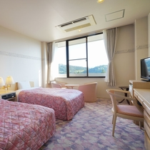 青山ホテル 洋室 一例