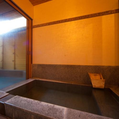 貸切風呂①【内湯】