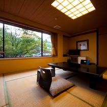 山側客室【和室10畳】