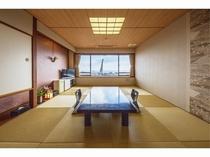 客室 ~海側2階和室10畳~