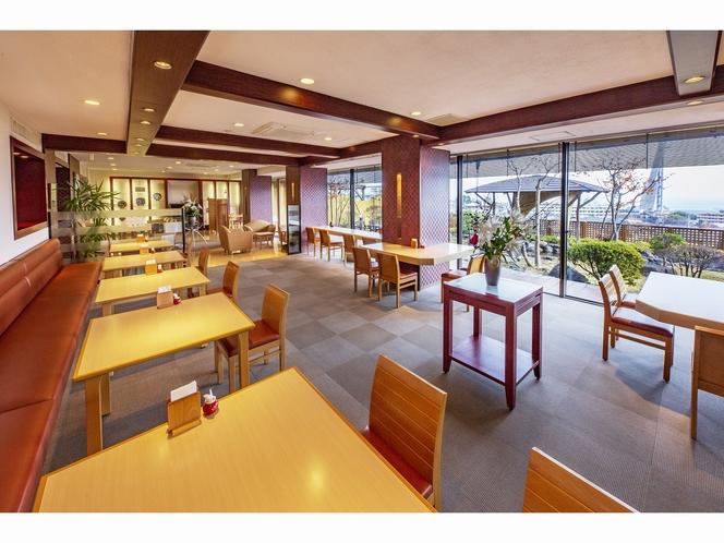 レストラン ~海側1階~