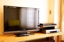 テレビとブルーレイプレイヤー