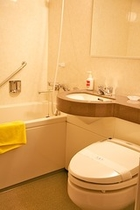 本館S(和洋室)のお手洗いイメージ