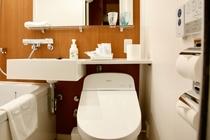 本館T(洋室ツイン)のお手洗いイメージ