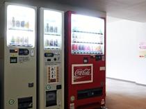 【2階自動販売機】(ソフトドリンク・アルコール)