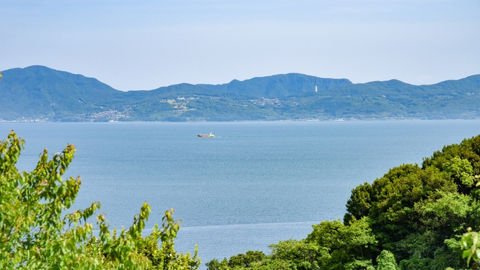 【素泊まり】牛窓港よりフェリーで5分☆穏やかな瀬戸内の景色とのんびり過ごす島時間(現金特価)
