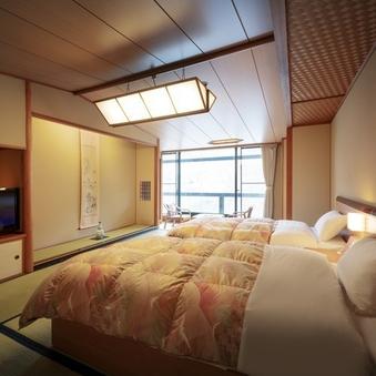 【青葉館】 和室10畳(ツインベッド) B