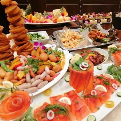 【秋冬旅セール】ご夕食は《ブッフェ》「ゆったりほっこり温泉満喫プラン」