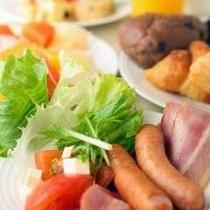 朝食バイキングイメージ(洋食)
