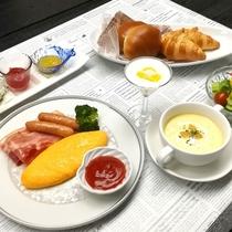 朝食 洋定食(イメージ)