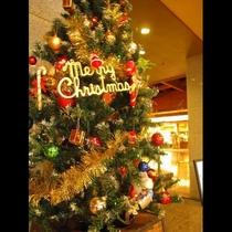 クリスマスツリー♪(岩松旅館バージョン)