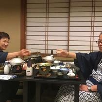 和食のお膳にぴったり!オリジナルにごり酒