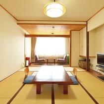 *【和室(一例)】温かみを感じられる、癒しの空間。