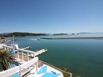 穏やかな瀬戸内海を眺めながら、「何もしない休日を過ごす」そんな贅沢はいかがでしょうか。。。