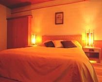 客室[夕霧]寝室