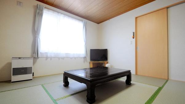 禁煙◆和室8畳<トイレ付き>