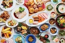 朝食 和洋食ブッフェ(イメージ)