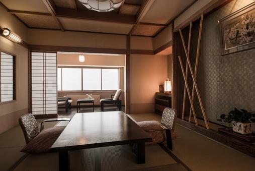 【お一人様専用】和風客室10畳 25平米<禁煙>