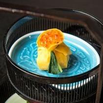【茶巾寿司】