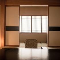 【次の間付客室〜梅〜】