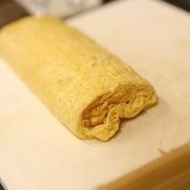 【朝食】料理人が作るだし巻き卵は絶品です!