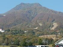 10月中旬の妙高山