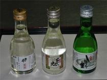 妙高の地酒3酒